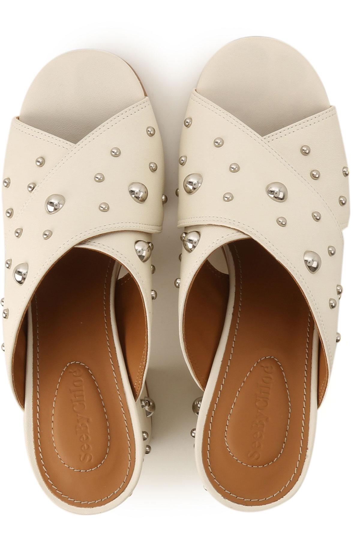 Para nbsp; Zapatos Mujer Chloe By Primavera See Tiza verano 2019 qnRCFwAxP