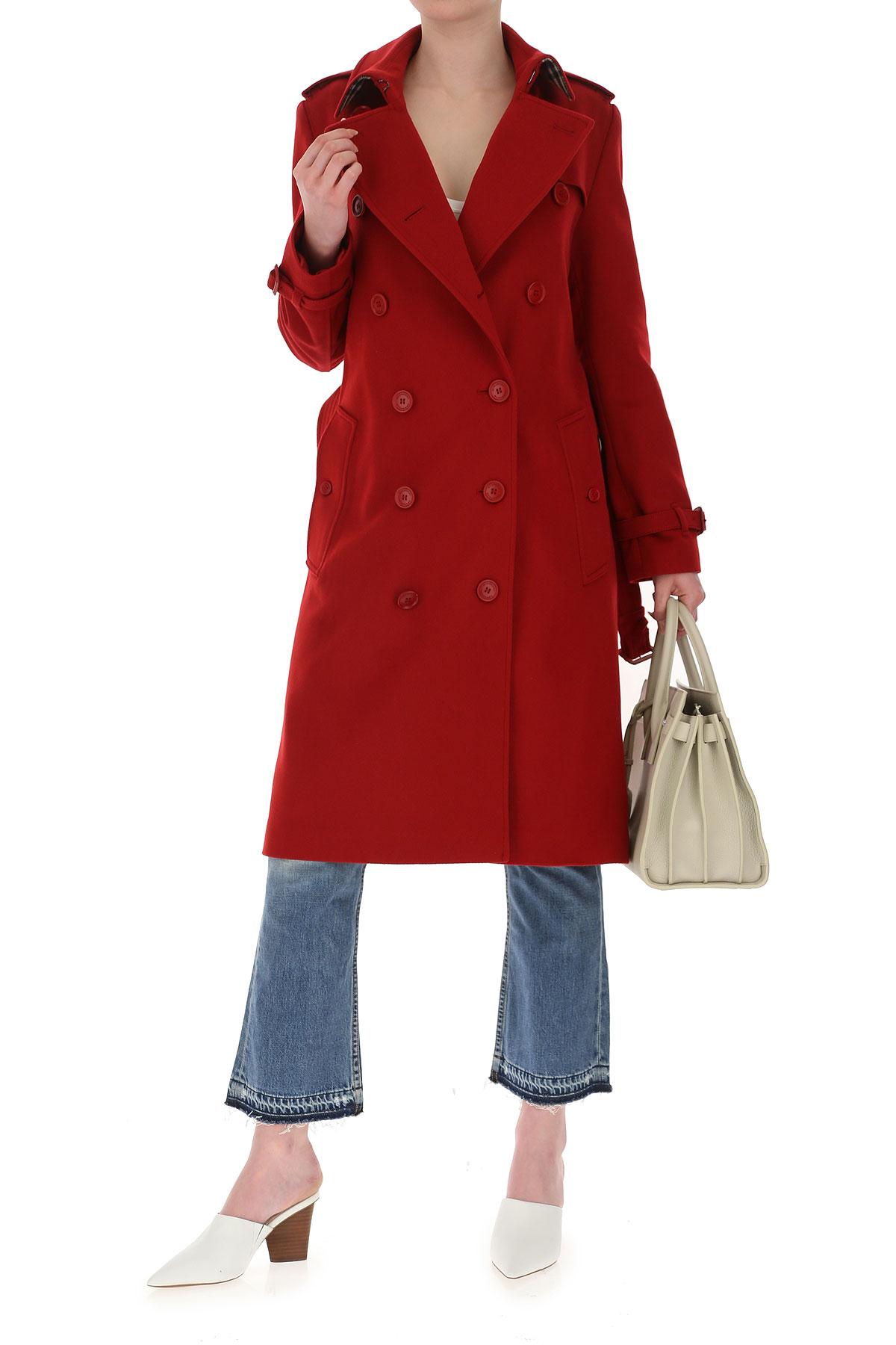 Primavera Para Burberry Mujer 2019 Rojo nbsp; Ropa verano Aqgqfw