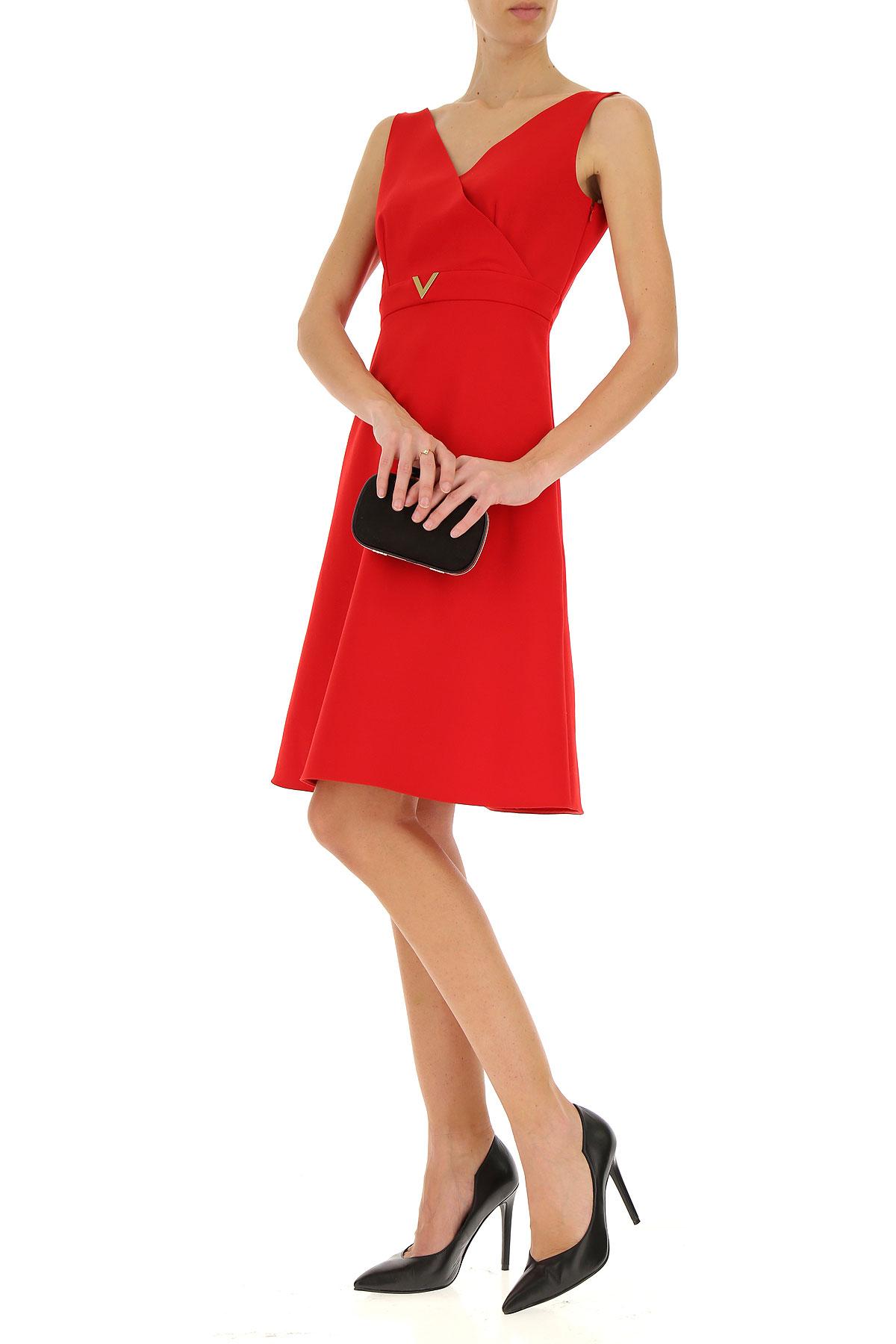Primavera Rojo Mujer verano nbsp; Valentino Para 2019 Ropa Valentino qfnHt