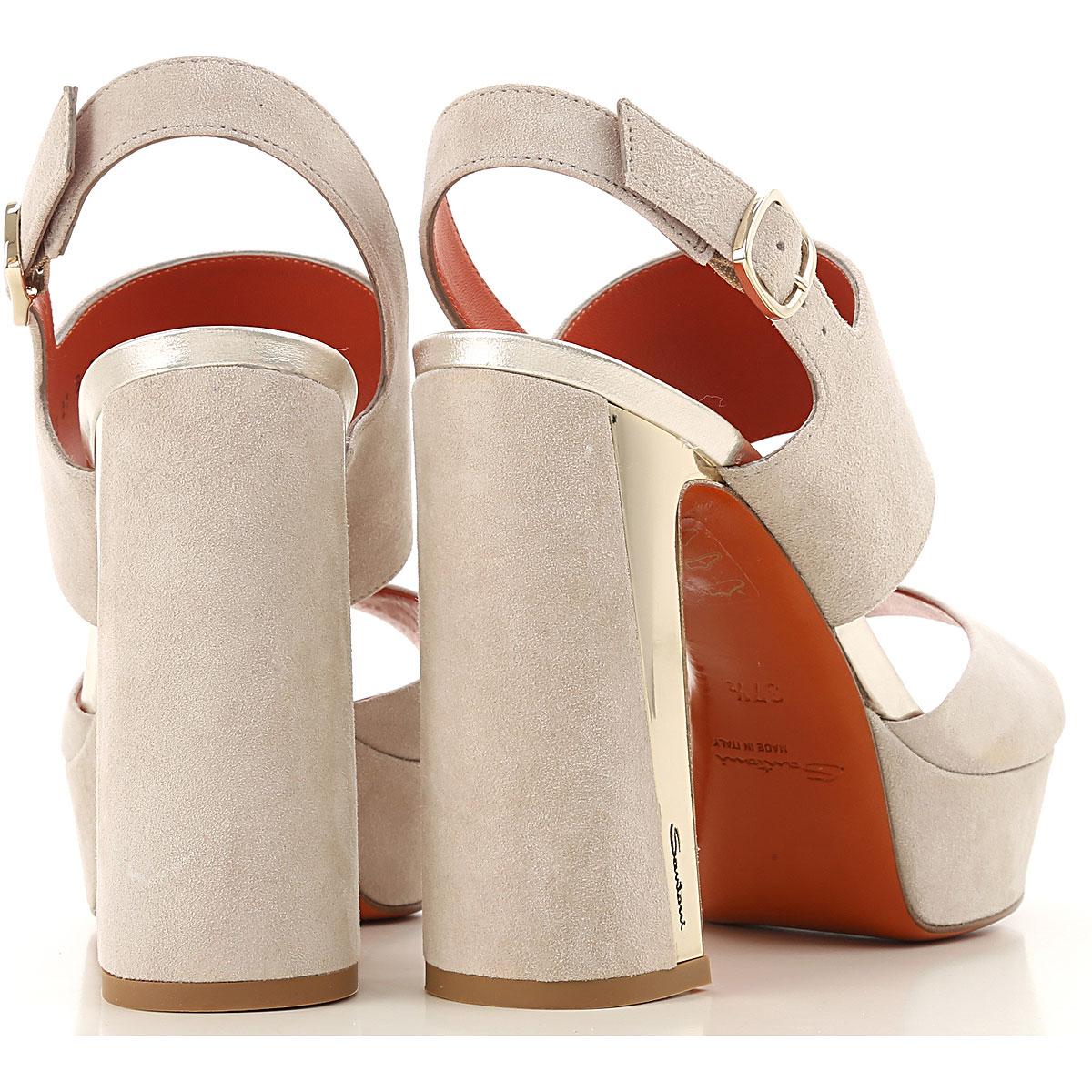 verano 2019 Para Mujer Primavera Hielo Platino Santoni Zapatos IwqPUxnvX