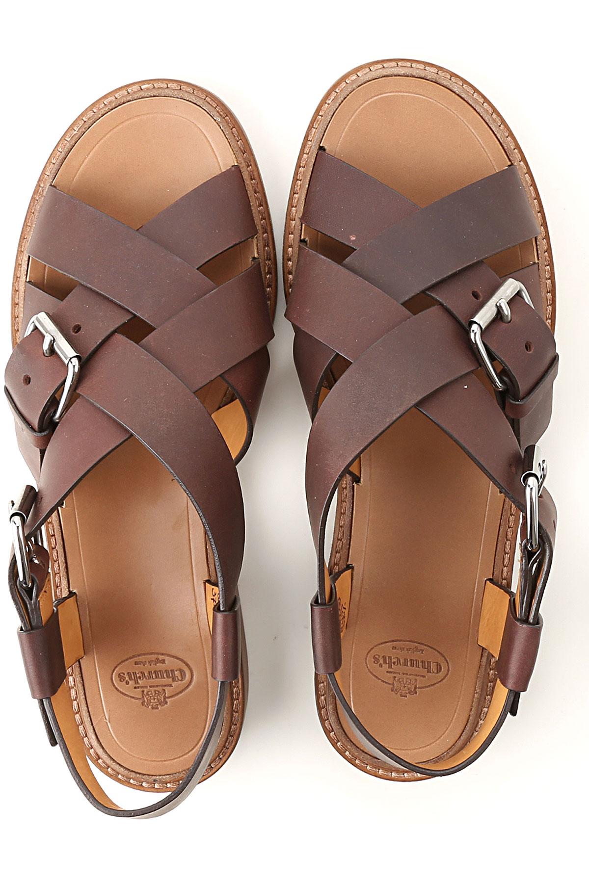 2019 verano Marrón Zapatos Para nbsp; Chocolate Church's Primavera Mujer qOXwwp