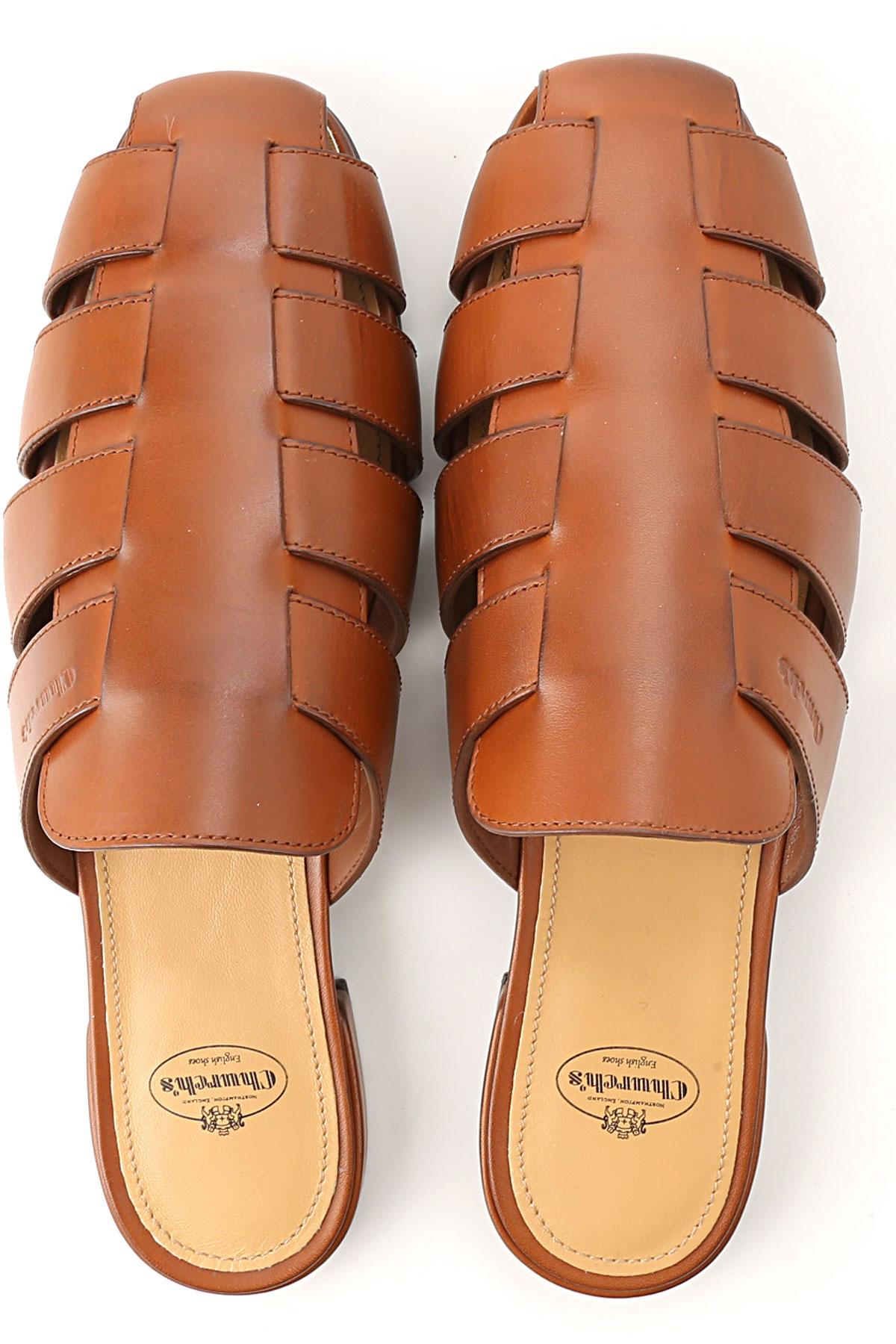 verano Primavera Tostado Zapatos Para Mujer nbsp; 2019 Church's qIxPgtBwB