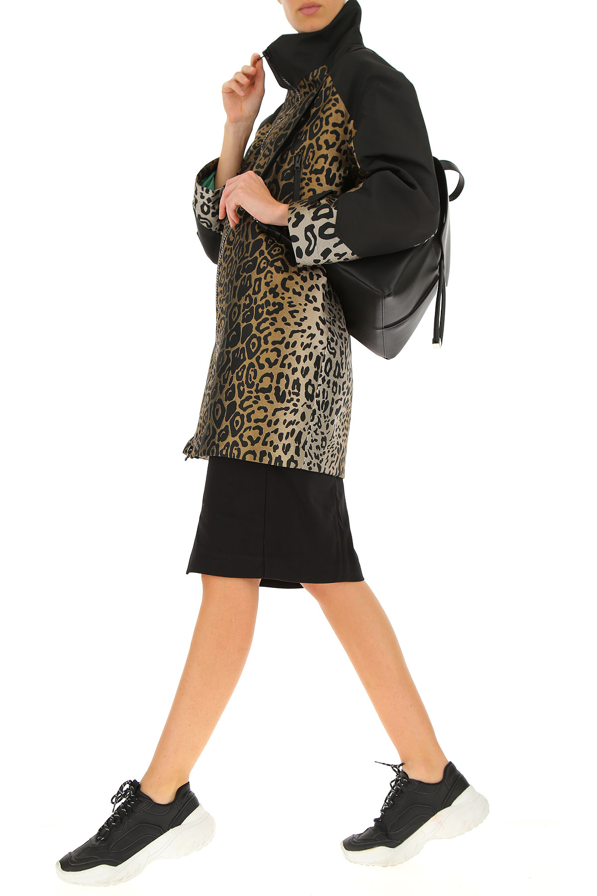 verano 2019 Pinko Ropa Para Mujer Primavera Leopardo Negro qwSIXZ