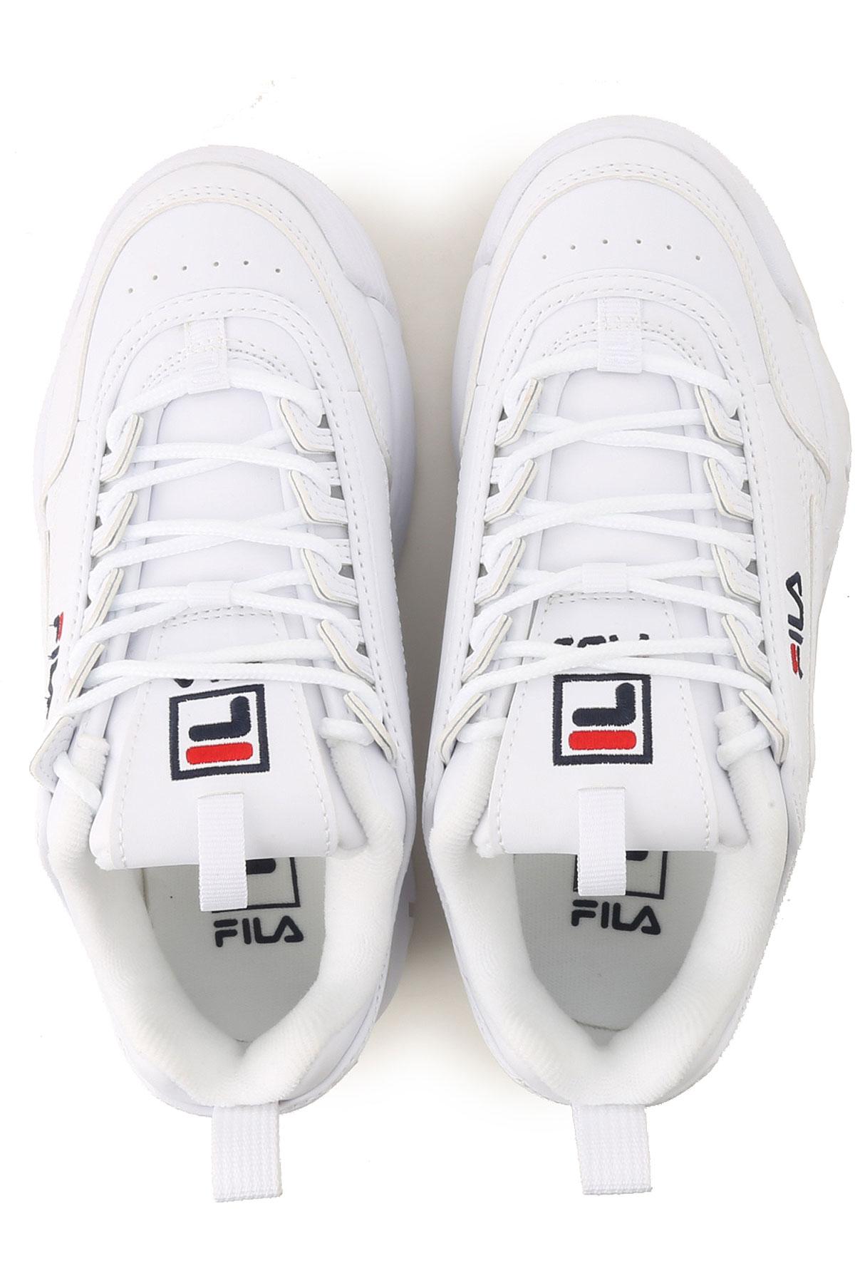 verano Mujer nbsp; Fila 2019 Primavera Para Zapatos Blanco TIIwU8q6