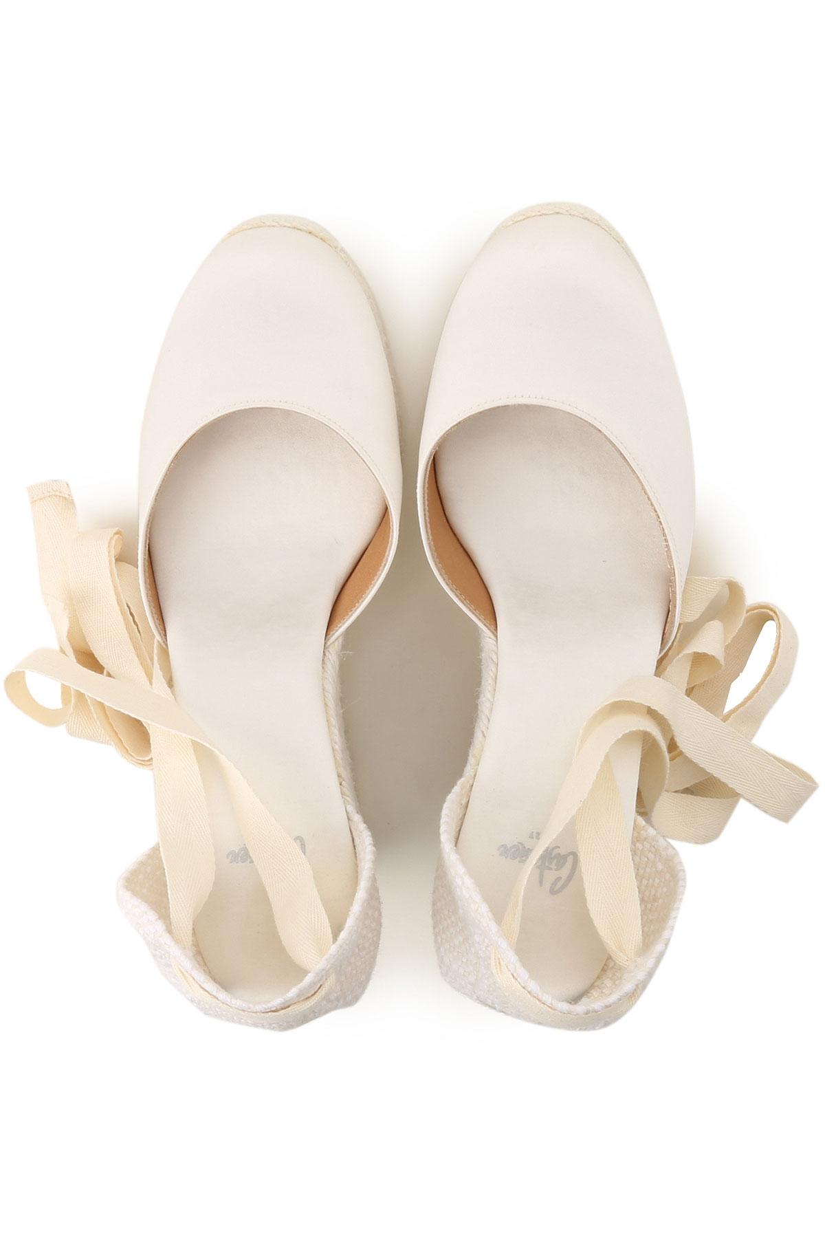 Primavera Blanco Para Castaner verano Mujer óptico 2019 nbsp; Zapatos SPxaUZt
