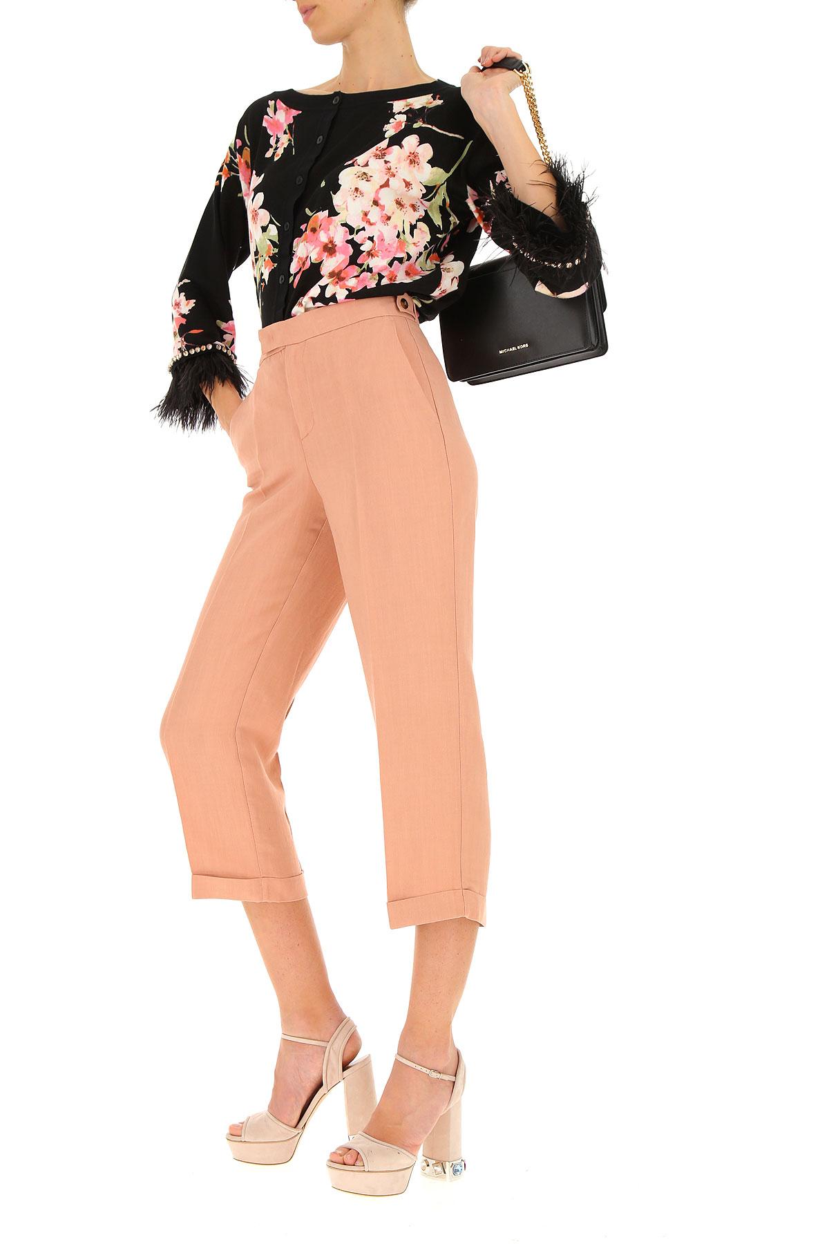 Rosa Primavera Para Simona nbsp;crema By Twin Set Barbieri 2019 Negro Mujer verano Ropa wqB6pP4