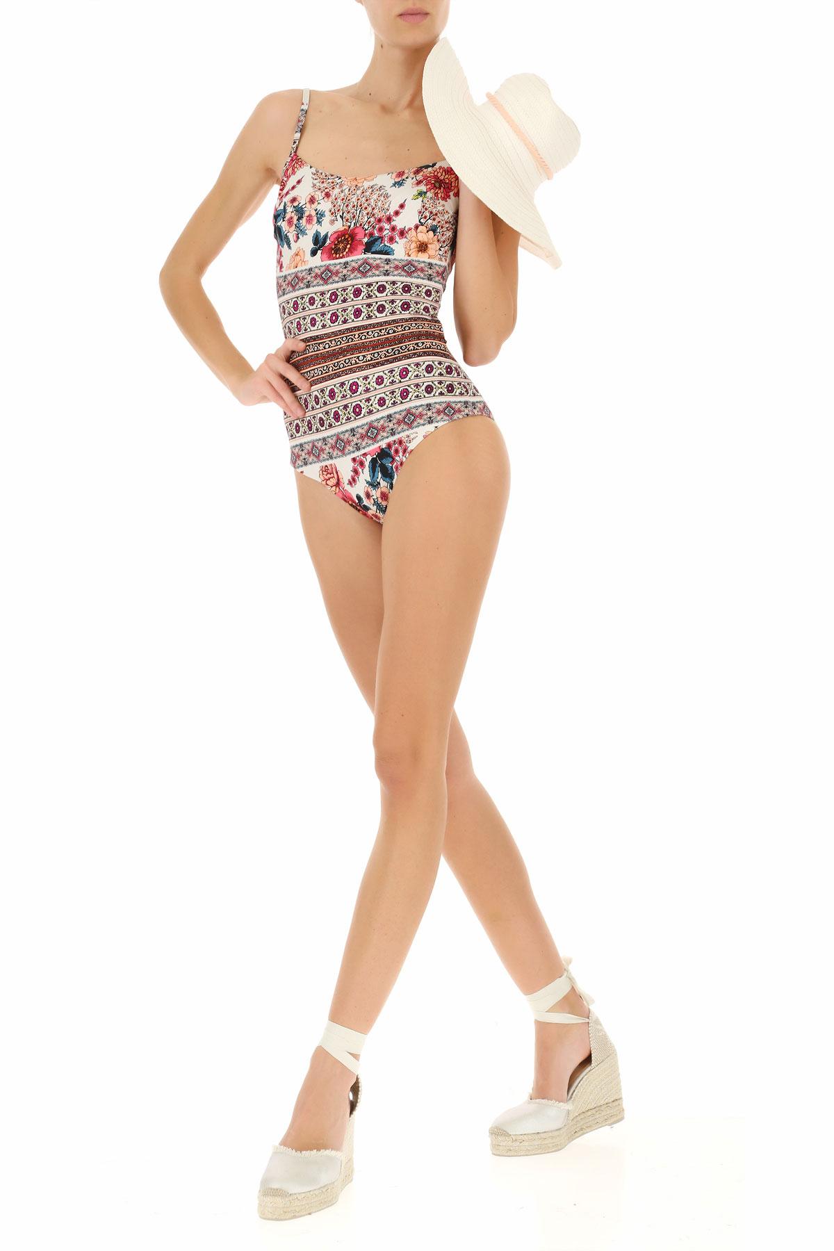 Mujer Simona Set Rosa Anémona Blanco Ropa By Twin 2019 verano Barbieri Primavera Para nbsp;turquesa xYP6Fn