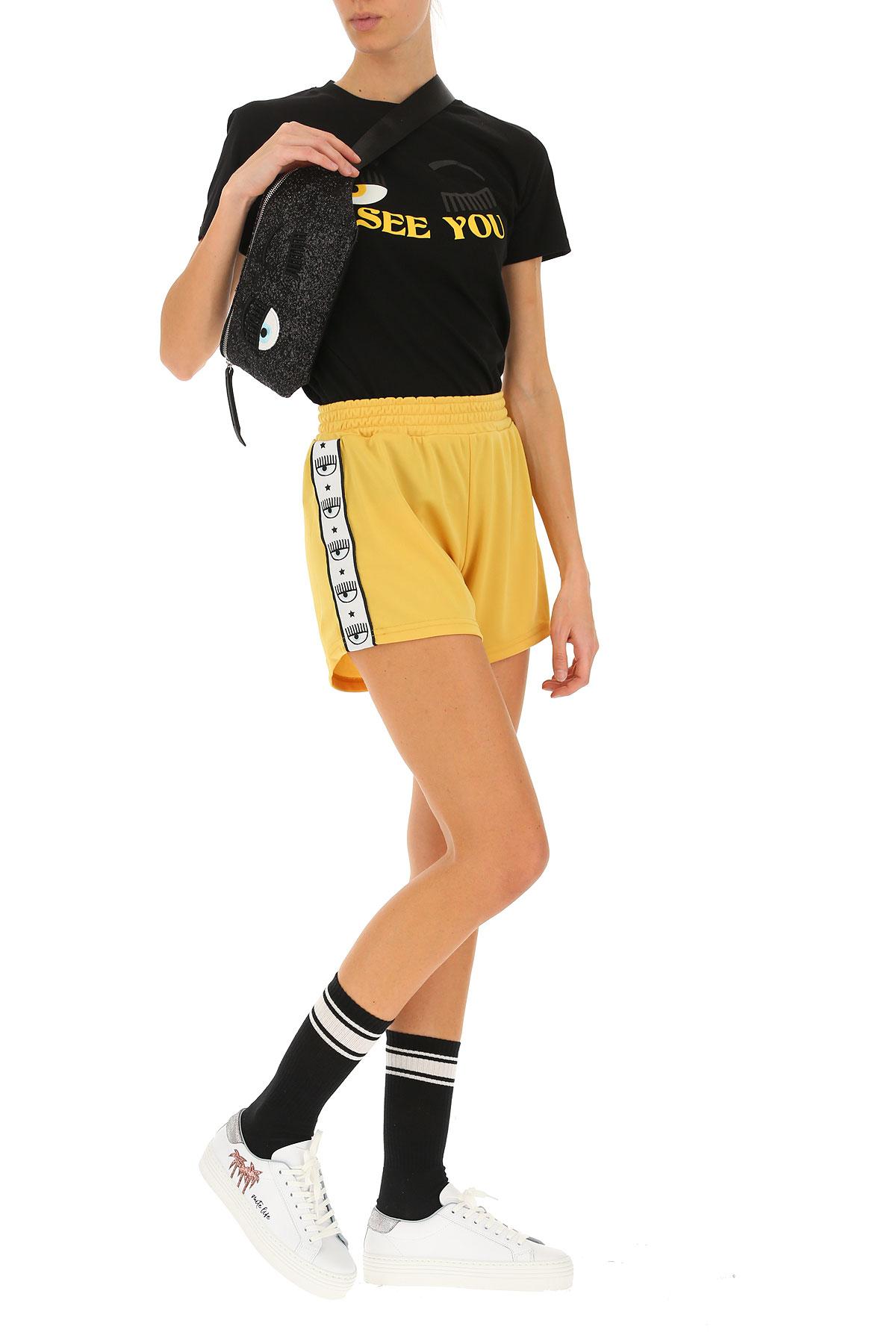 Blanco Ferragni Mujer Para Ropa Negro 2019 Chiara Primavera verano nbsp;amarillo R1qp1w6n