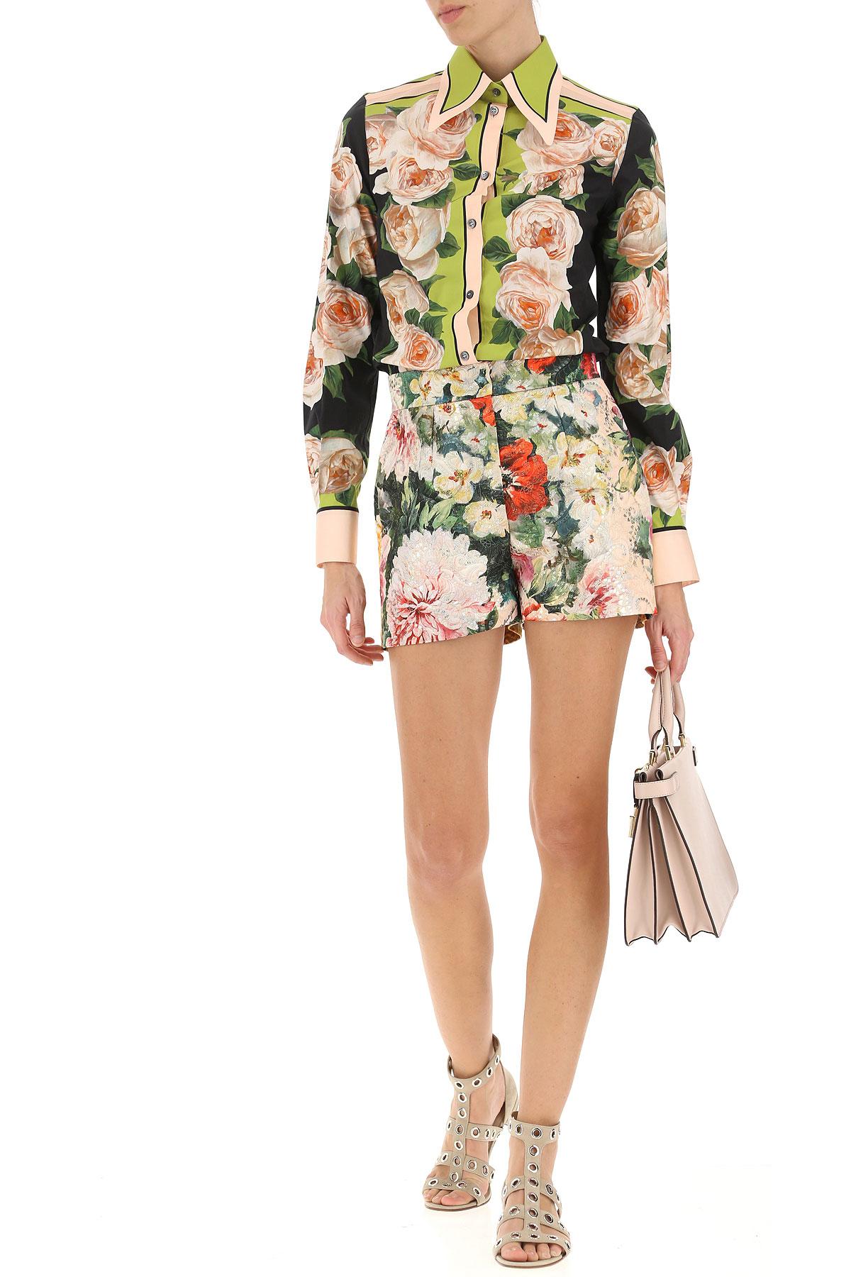 Ropa Primavera Para amp; nbsp; Multicolor 2019 Dolce Gabbana Mujer verano qH4wnC