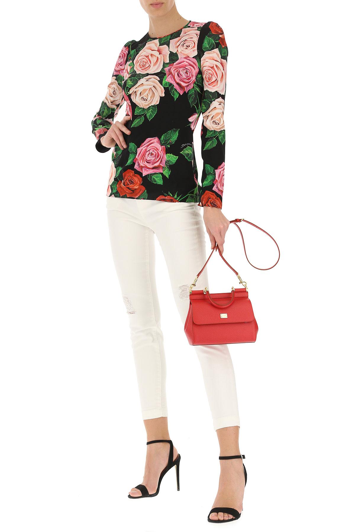 Gabbana Mujer nbsp; Blanco Dolce 2019 Ropa Primavera verano Para amp; BxnwnH5