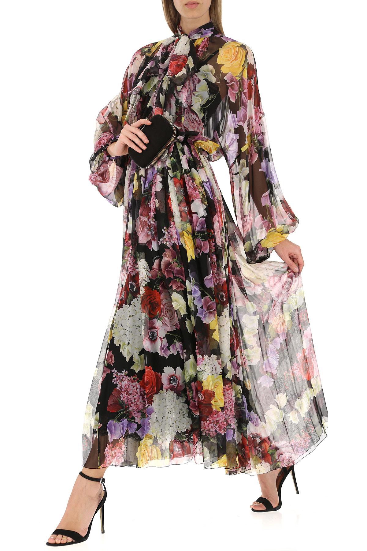 nbsp; Primavera verano Para Gabbana Multicolor 2019 amp; Ropa Dolce Mujer ztBwSXzq