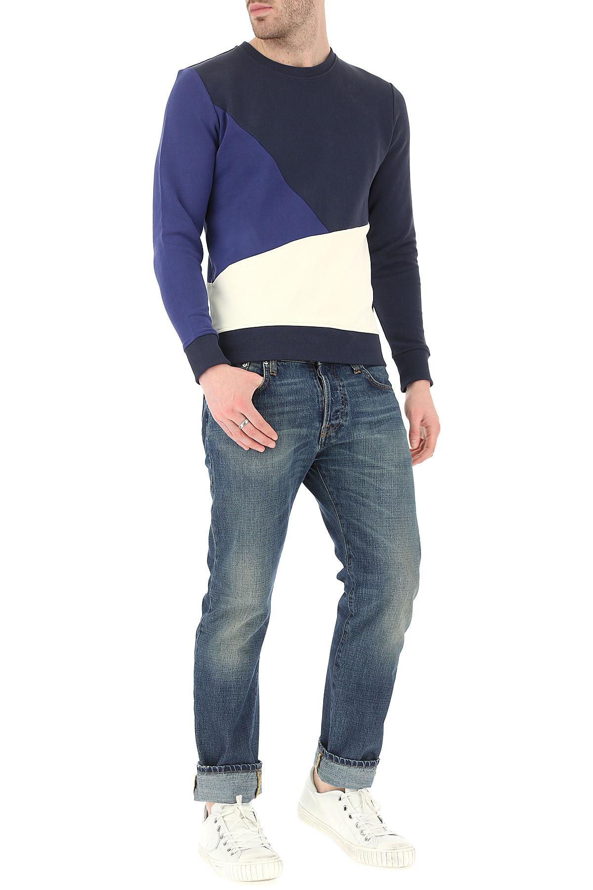 Ropa Blanco Hombres Para verano Primavera Azul 2019 Woolrich dSq60d