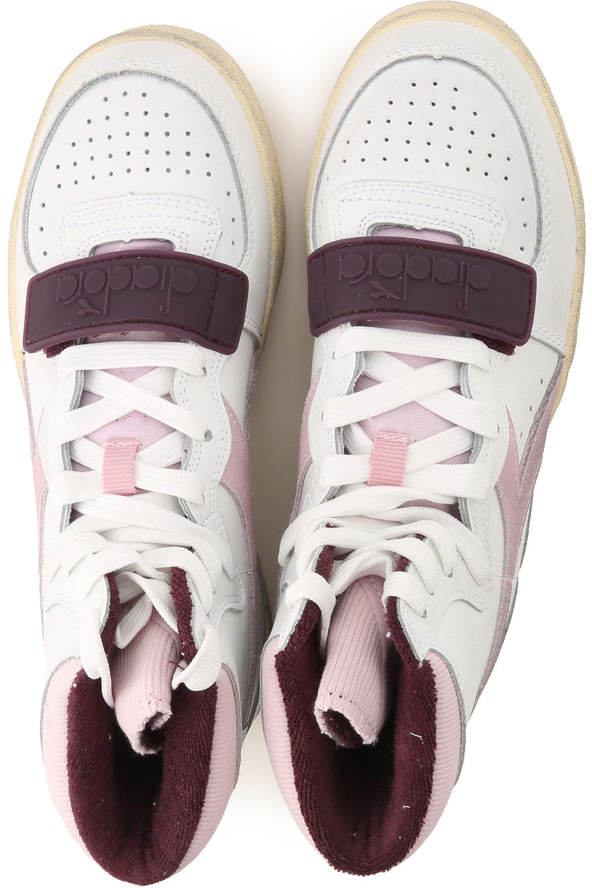 Zapatos Mauve Para nbsp;vino Diadora Blanco Mujer verano Primavera 2019 ZRRxUqdw