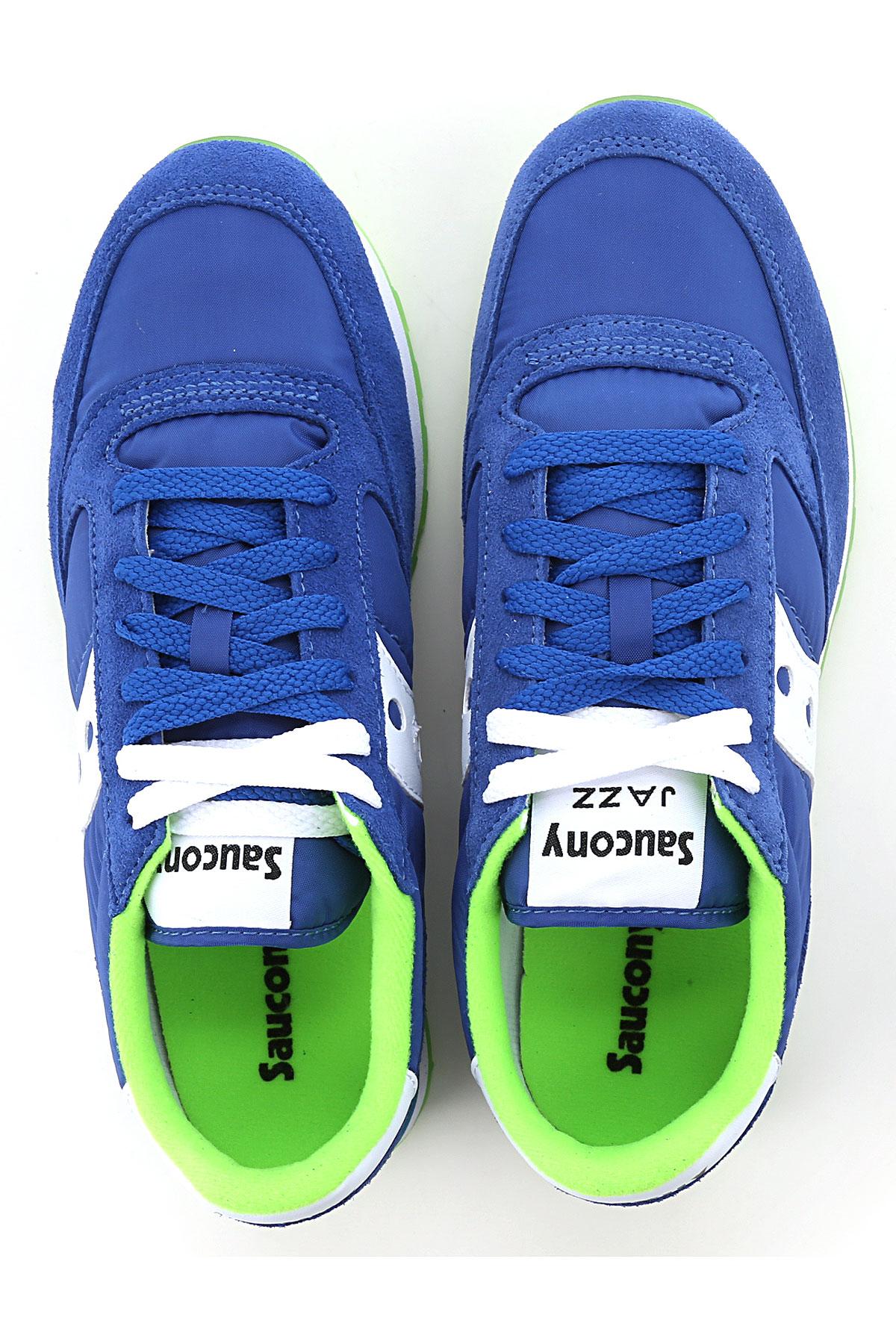 Fluorescente Primavera verano Verde Para 2019 Zapatos Saucony Bluette Hombres pqAwB8O
