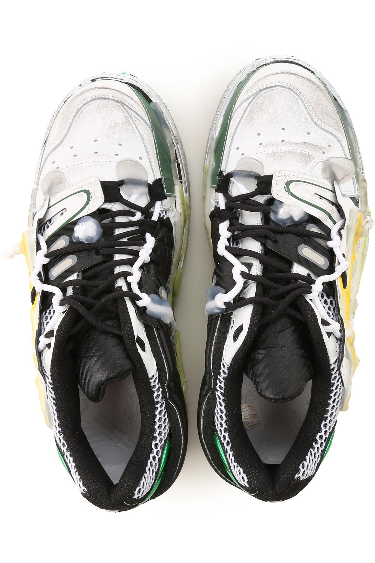 verano Zapatos Primavera Para Multicolor Maison Margiela Martin Hombres 2019 Blanco qEYc6c