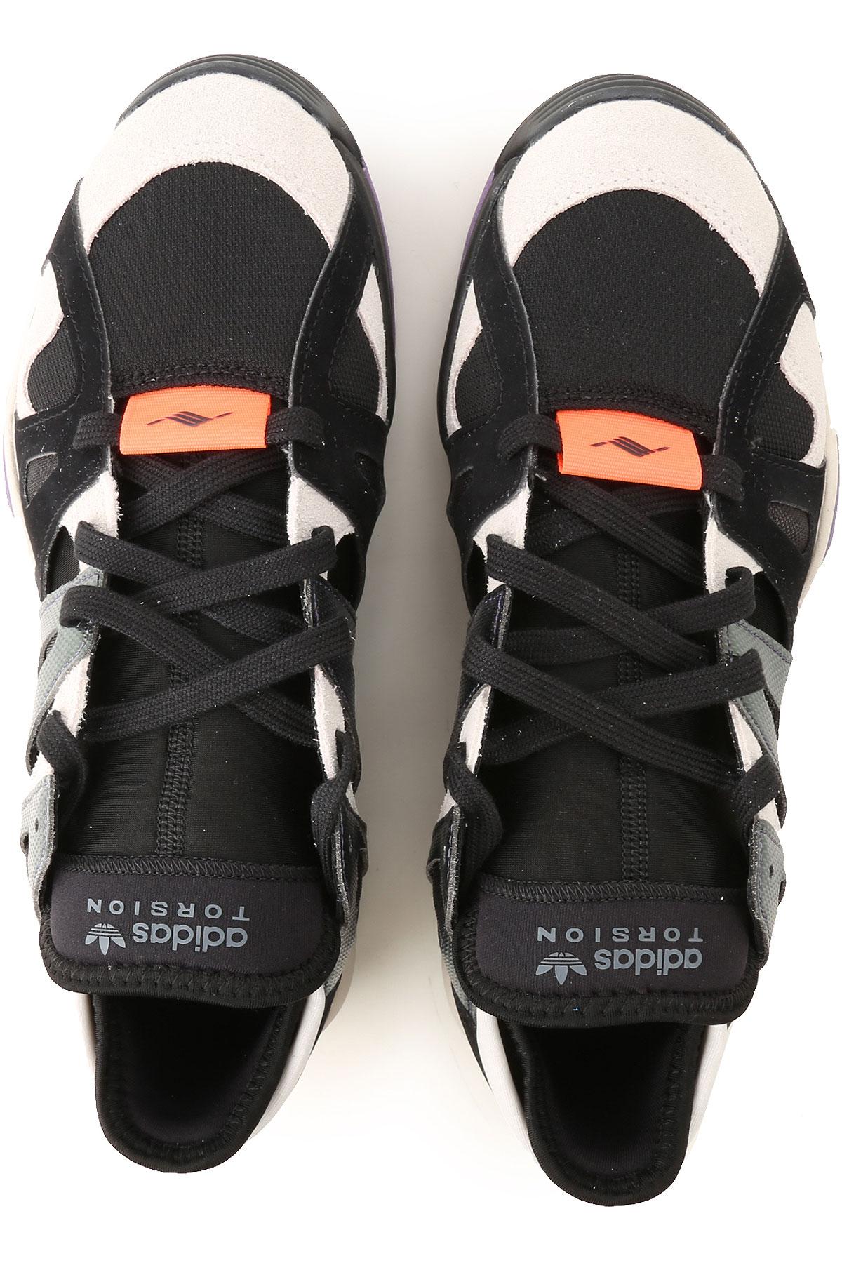 Negro nbsp;multicolor Hombres 2019 Para Primavera verano Púrpura Zapatos Adidas qx8nvPYpw