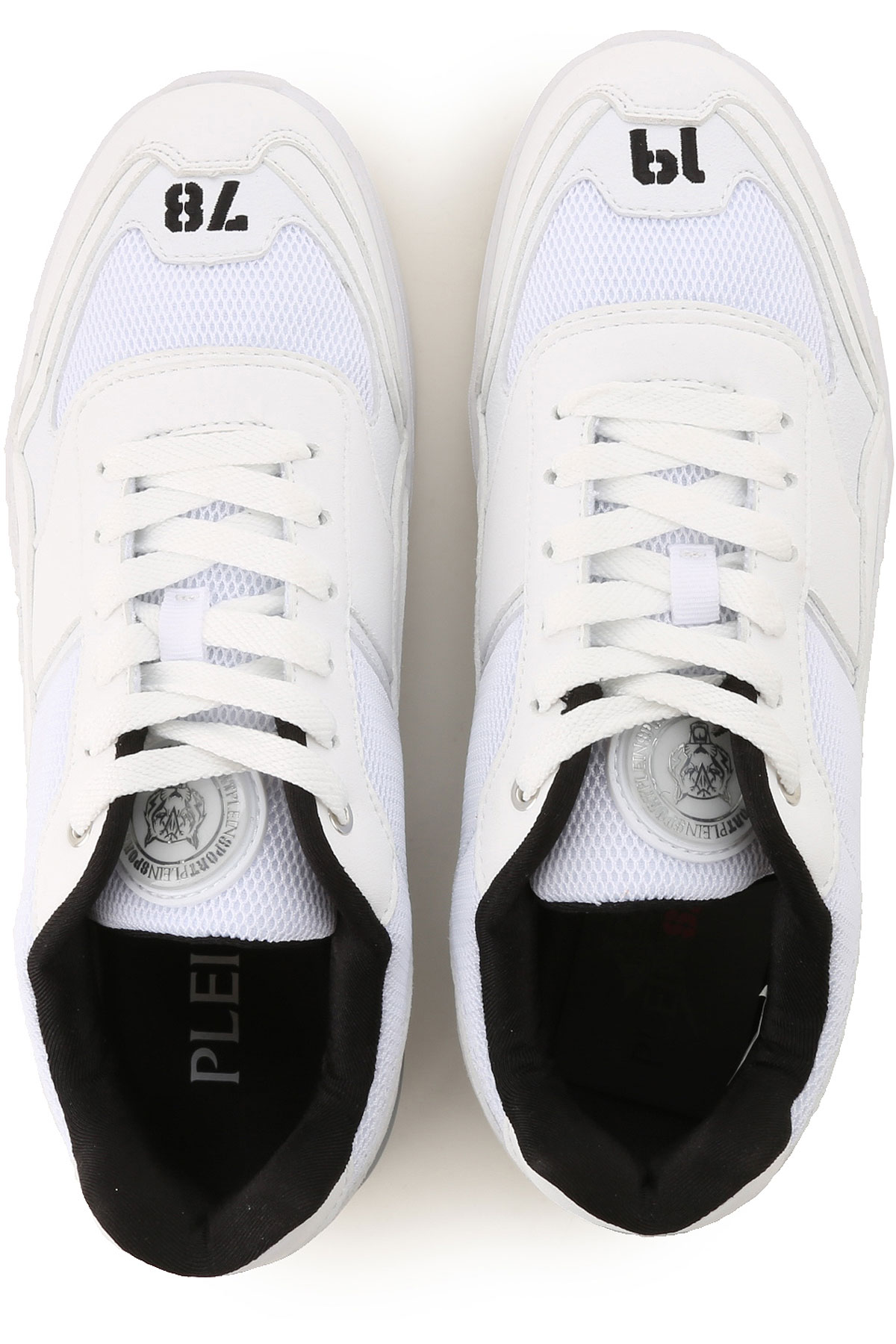 Zapatos 2019 Philipp Para Primavera Blanco Negro Hombres Plein verano qf4vwCT4