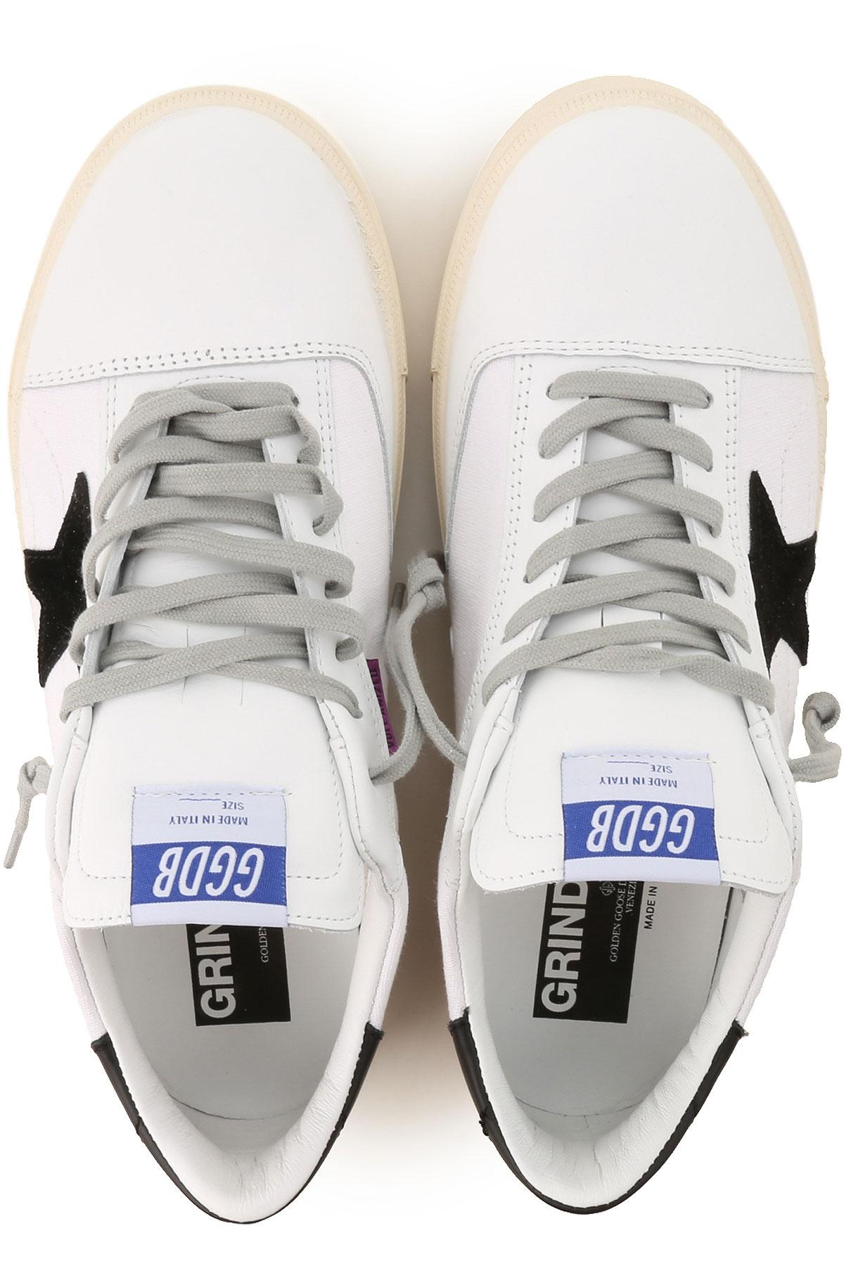 Golden Hombres nbsp;gris Negro Para Blanco Primavera verano Goose Zapatos 2019 qgqwvS