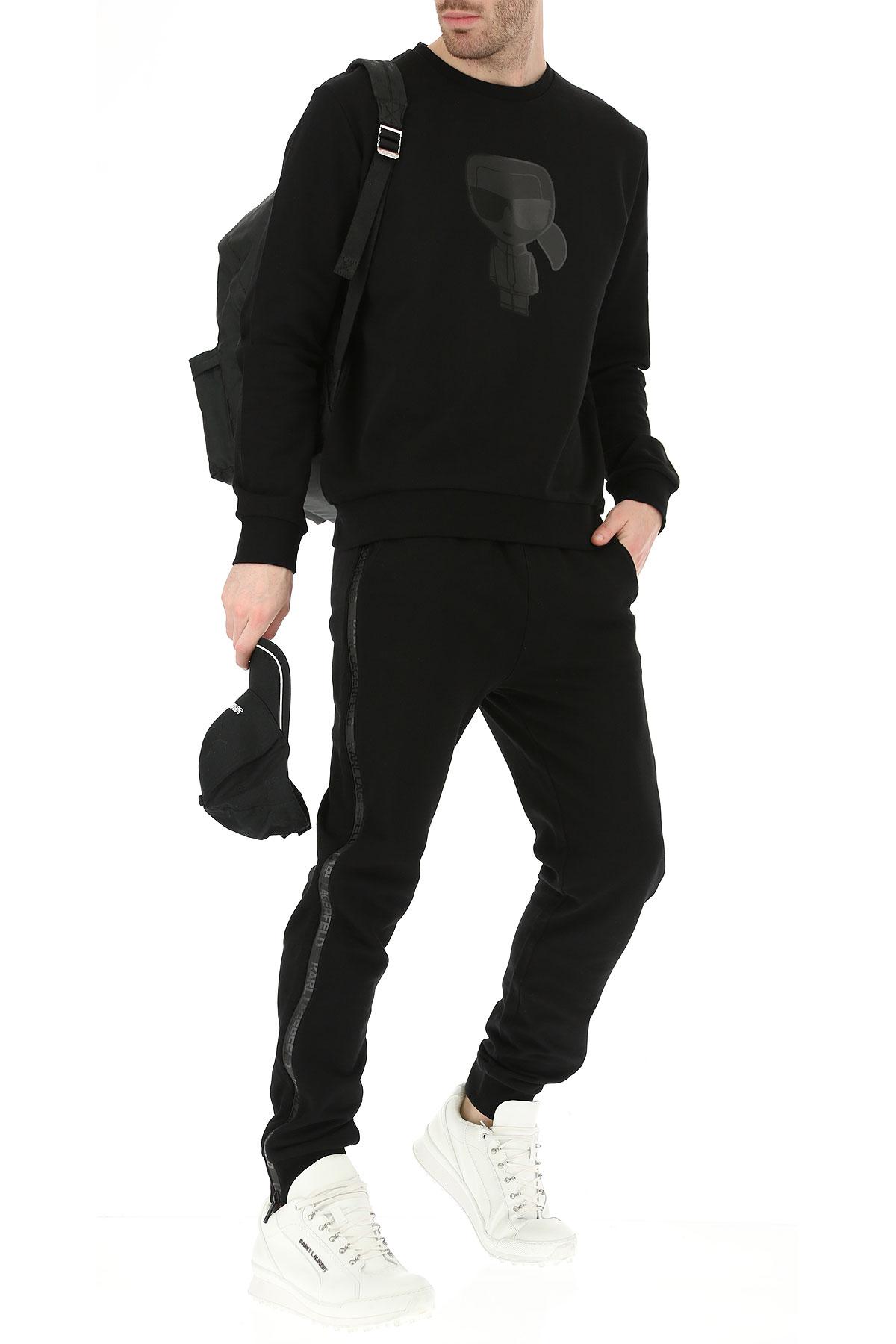 nbsp; Para Negro Lagerfeld verano Karl Primavera 2019 Ropa Hombres ZHzqU8w