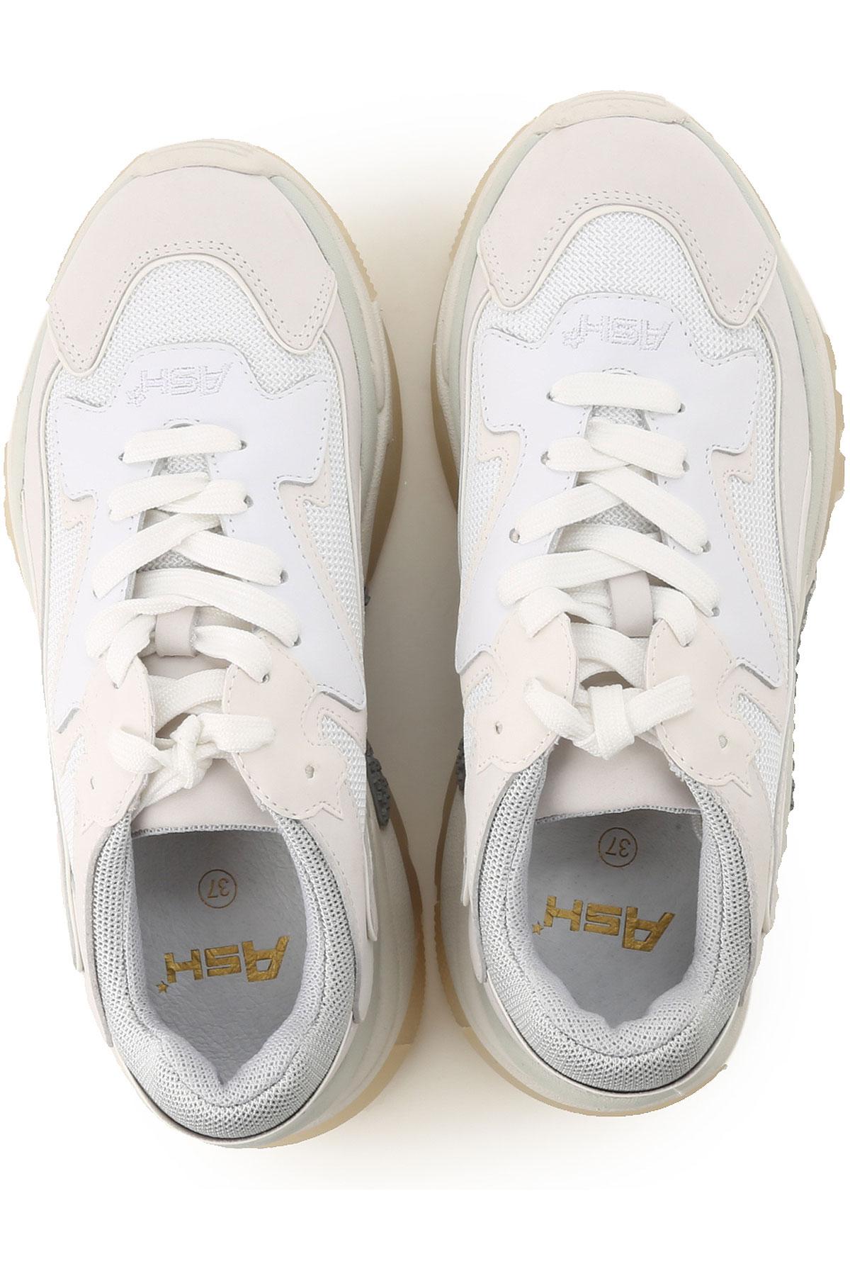 Hielo Para Zapatos 2019 Mujer Blanco Ash verano Primavera qf46pxp