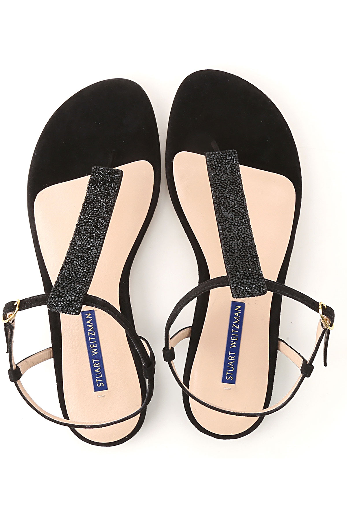 Mujer Stuart Para Weitzman Primavera nbsp; verano Negro 2019 Zapatos qttSxwra