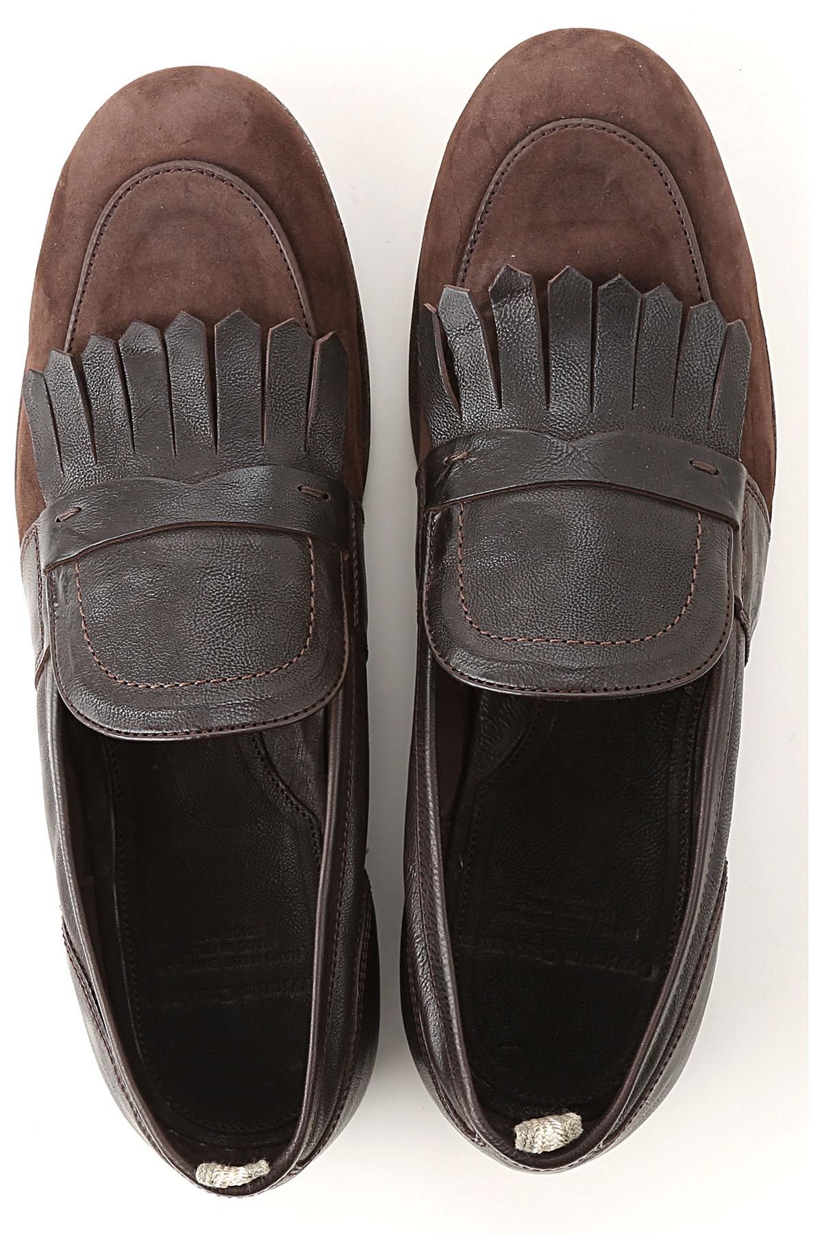 nbsp; Officine Hombres Primavera verano 2019 Creative Chocolate Zapatos Para SgqwTPgA