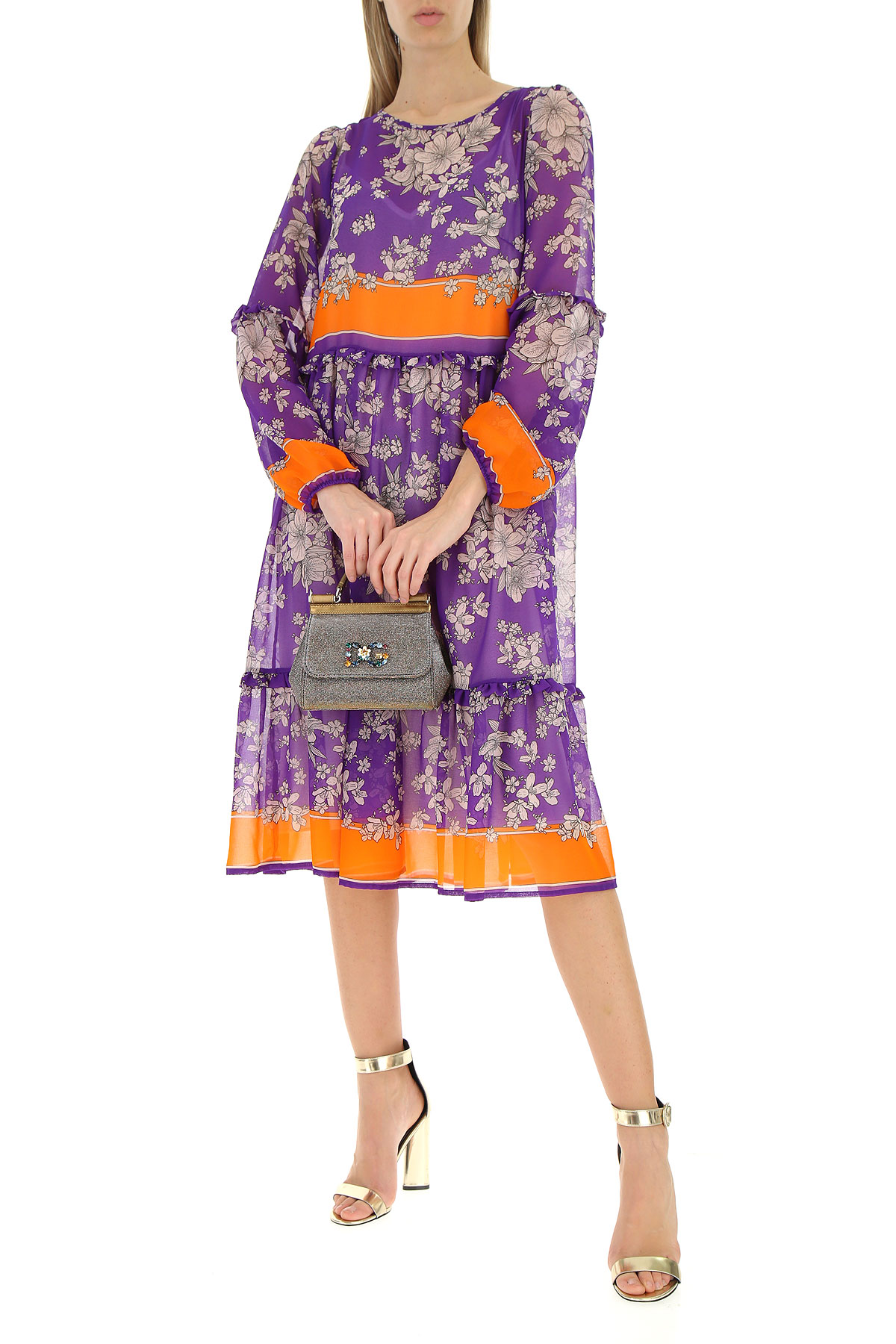 verano a r h Violeta Ropa s Naranja 2019 Primavera o Mujer P Para 1pqwzUUx