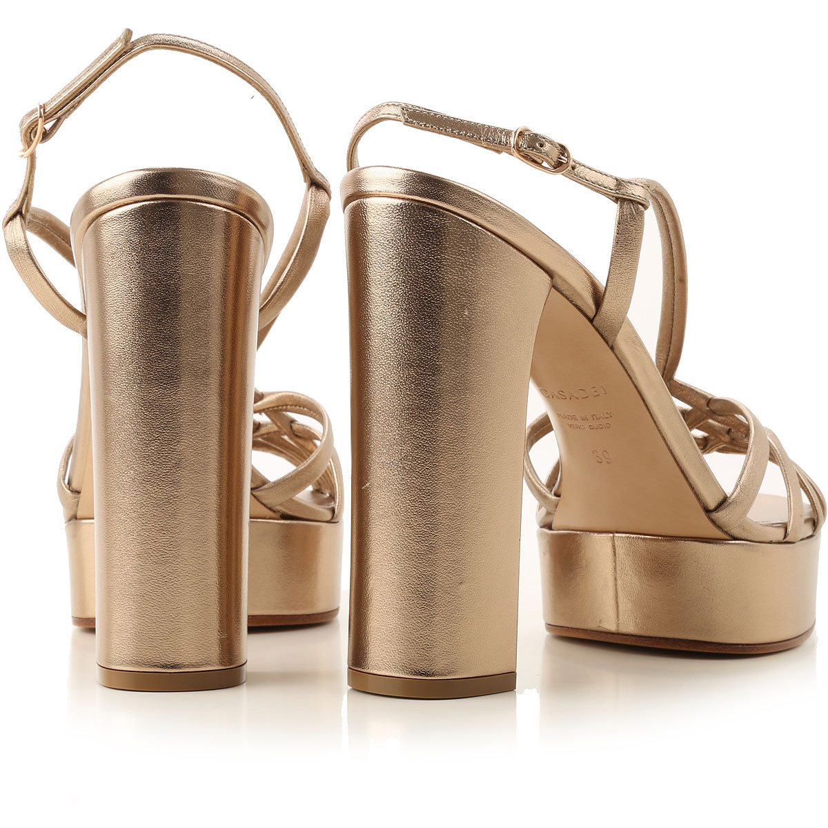 Para nbsp; Zapatos verano 2019 Casadei Tostado Primavera Mujer q0xfqA5
