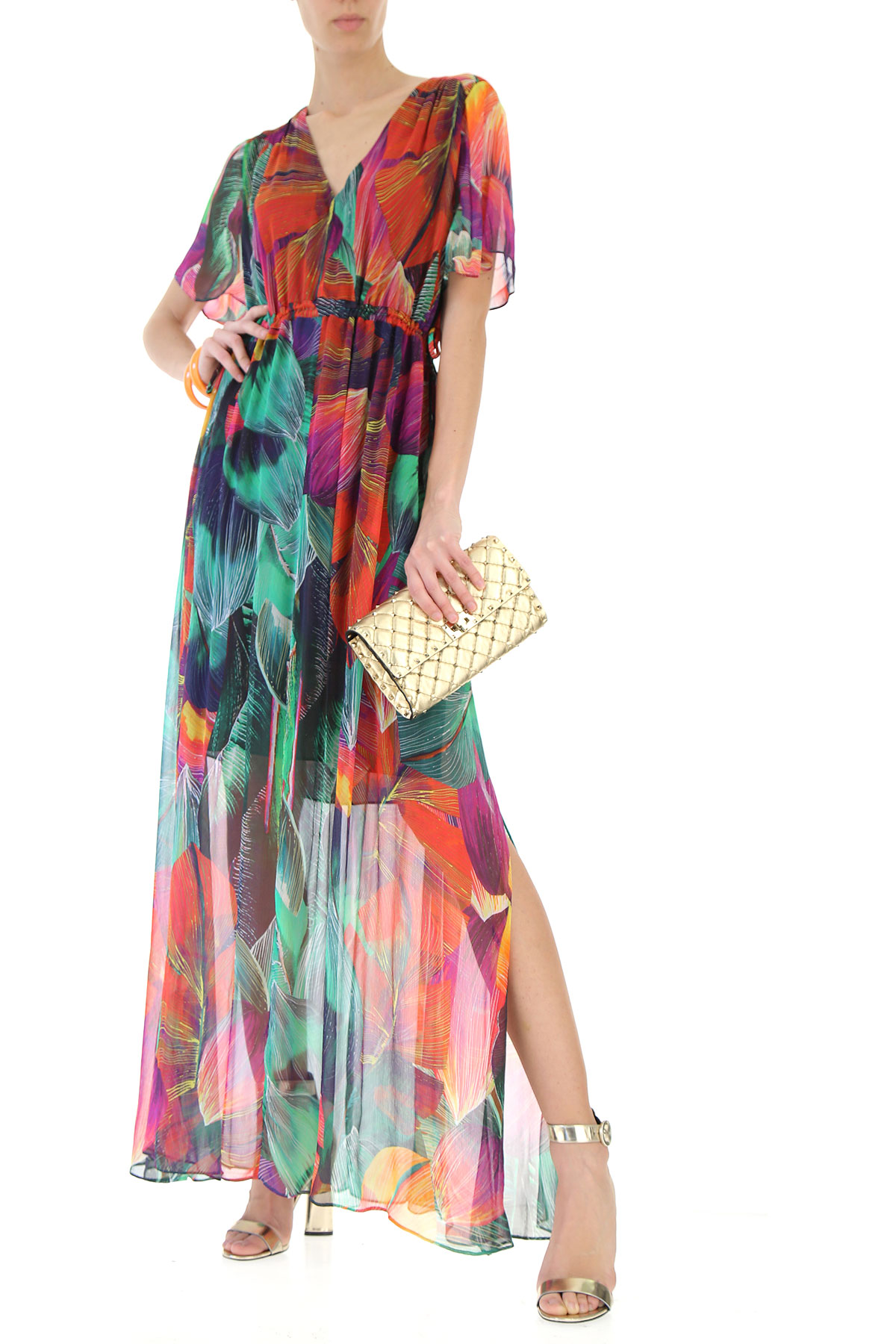 verano Mujer Para nbsp; Pinko 2019 Multicolor Primavera Ropa IERqH
