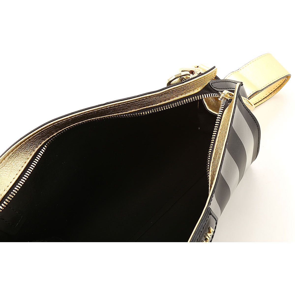 2019 Oro Chiarini Negro Gum Gianni Design Bolsos verano Carteras Primavera dorado 0x4Pfzn