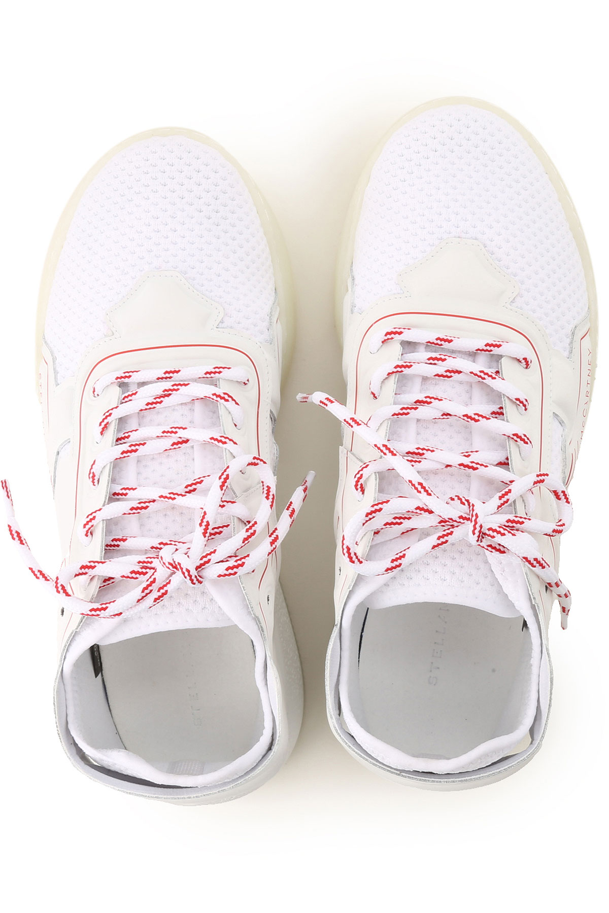 Zapatos Blanco Stella 2019 Primavera Para nbsp; verano Mujer Mccartney afH5fqw6