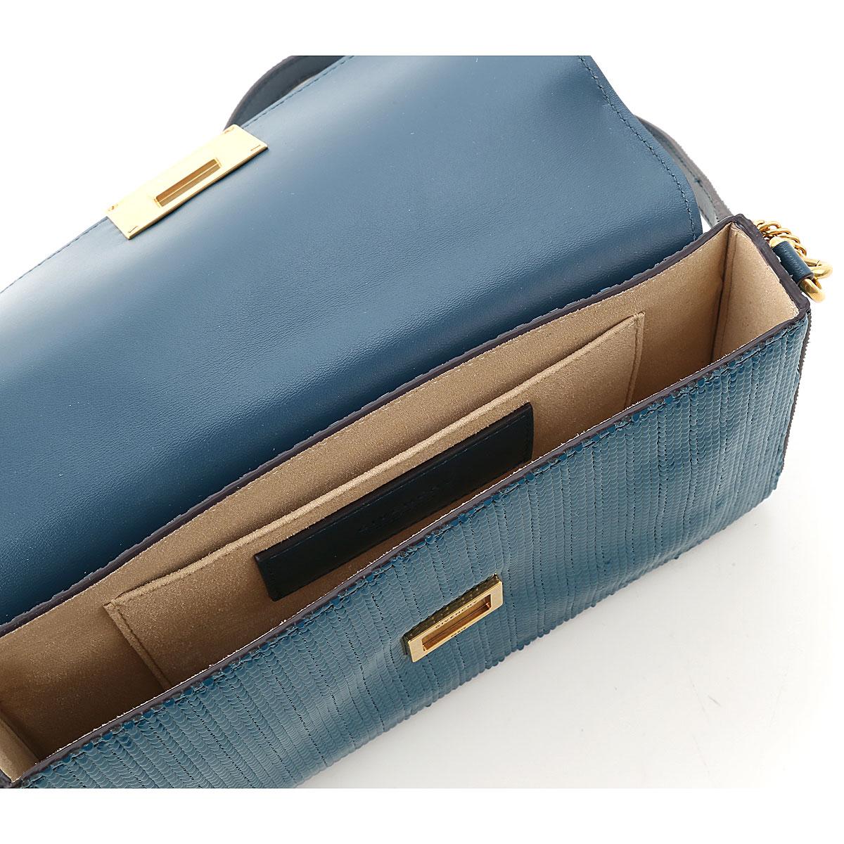 Givenchy De Azul 2019 Primavera Carteras Bolsos Prusia Oro dorado verano Y1rYvq