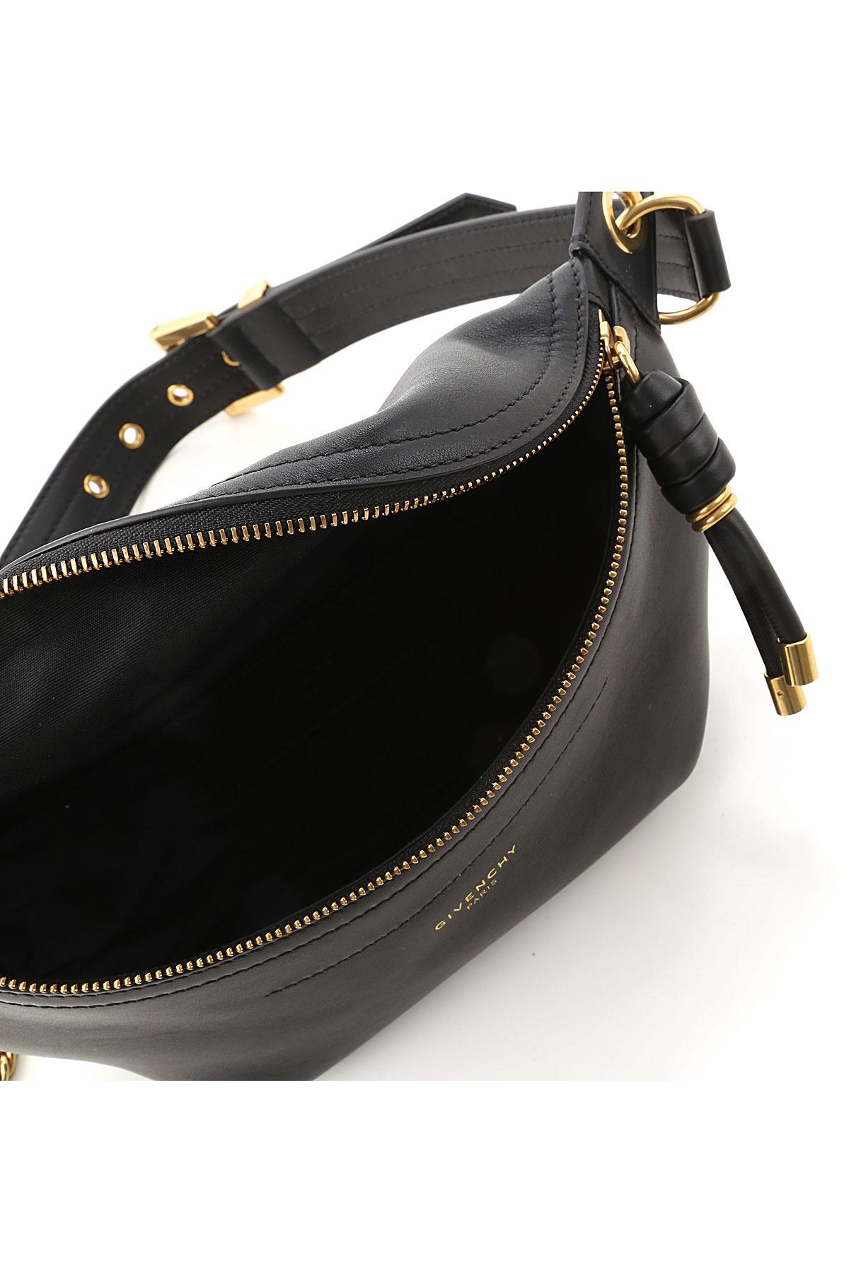 Givenchy 2019 Bolsos verano Carteras Negro dorado Oro Primavera qfpP7Bcrq