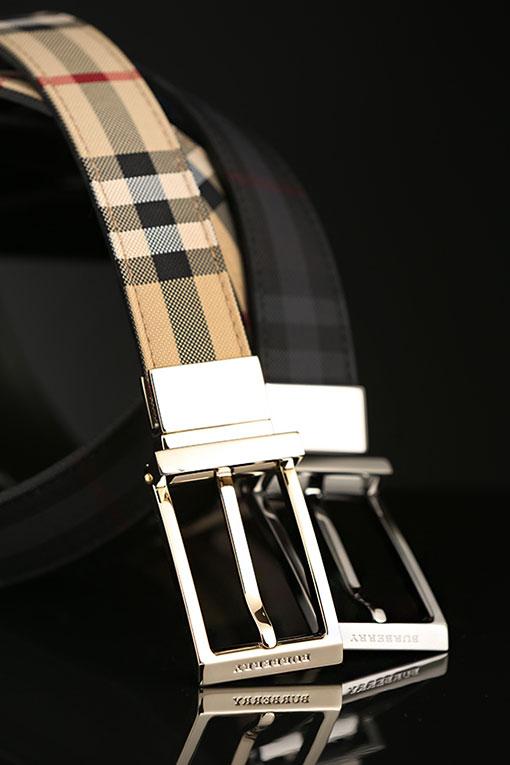Cinturones Burberry