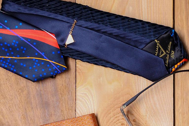 Corbatas Vitaliano Pancaldi