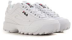 Fila Zapatos de Mujer