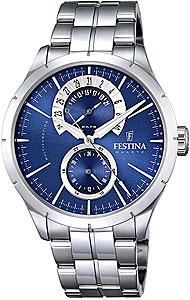 0a583c980f95 Relojes   Festina   Acero   Relojes Festina   Cronometros