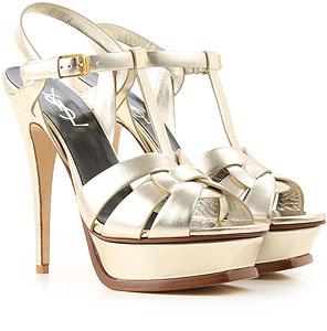 Yves Ultima Coleccion Laurentgt; Zapatos Saint Femenina Moda Mujer EDYeW2HI9