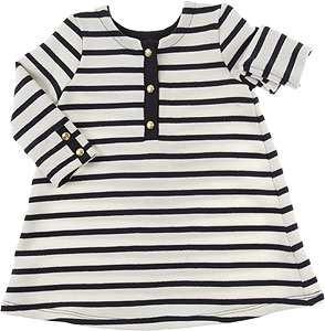 Vestidos Petit Bateau de Bebé - Niña  8978127500a