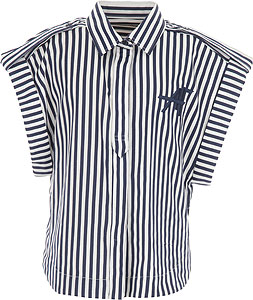 Alberta Ferretti Chemises Fille - Spring - Summer 2021