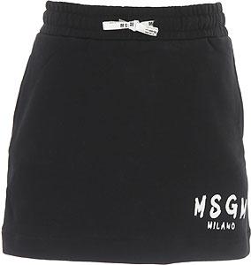 MSGM Jupes Fille - Spring - Summer 2021