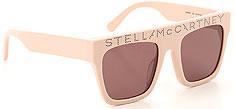 Stella McCartney Lunettes de Soleil Fille