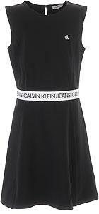 Calvin Klein Robes Bébé Fille - Spring - Summer 2021