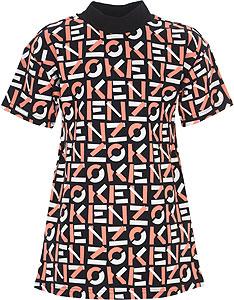 Kenzo Robes Bébé Fille - Fall - Winter 2021/22