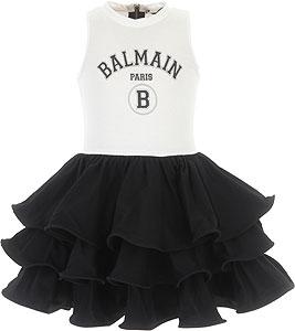 Balmain Robe Fille - Spring - Summer 2021
