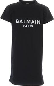 Balmain Robe Fille - Fall - Winter 2021/22