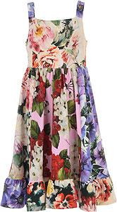 Dolce & Gabbana Robe Fille - Spring - Summer 2021