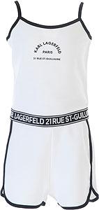 Karl Lagerfeld Robe Fille - Spring - Summer 2021