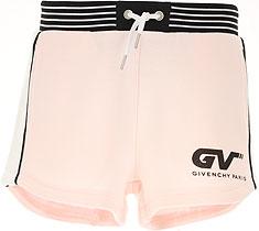 Givenchy Shorts Bébé Fille