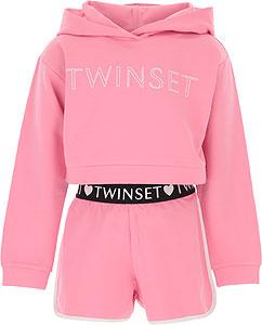 Twin Set by Simona Barbieri Sweatshirts & Hoodies - Spring - Summer 2021